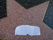 Uma estrela vazia, esperando pela gente :-)
