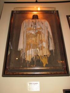 Jaqueta de Tony Iommi