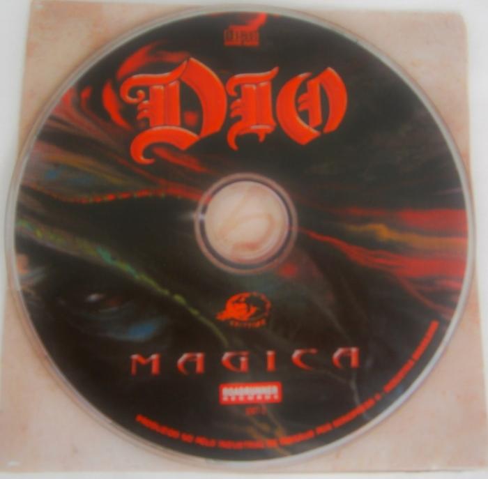 O cd brasileiro de Magica