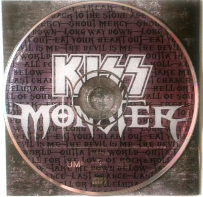 O cd traz em detalhe o nome de todas as músicas