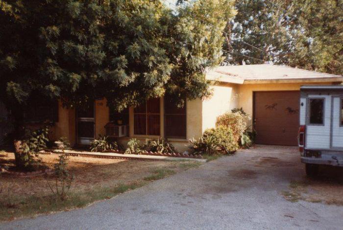 A casa e a garagem onde tudo começou
