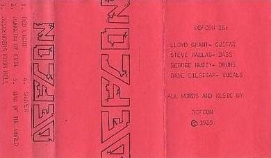 Formação do DEFCON em 1985