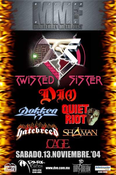 Monterrey Metal Fest