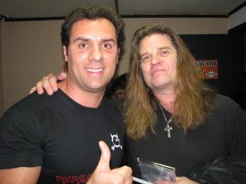 Rolf e Craig Goldy