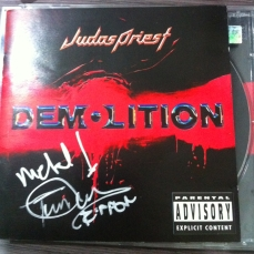 Encarte CD - Tim Ripper Owens