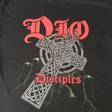 Camiseta oficial Dio Disciples - frente