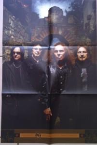 * O poster que vem na edição em vinil