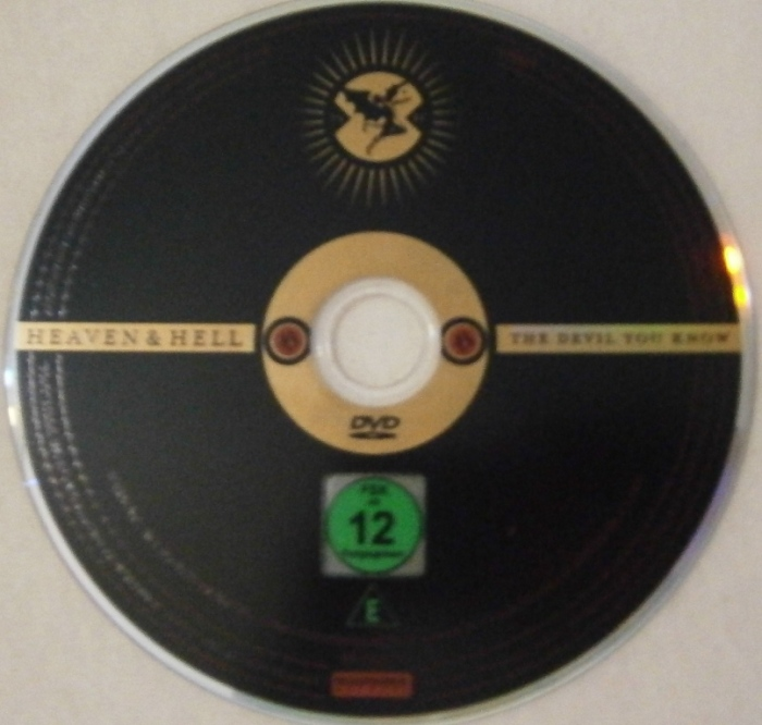DVD - THE DEVIL YOU KNOW