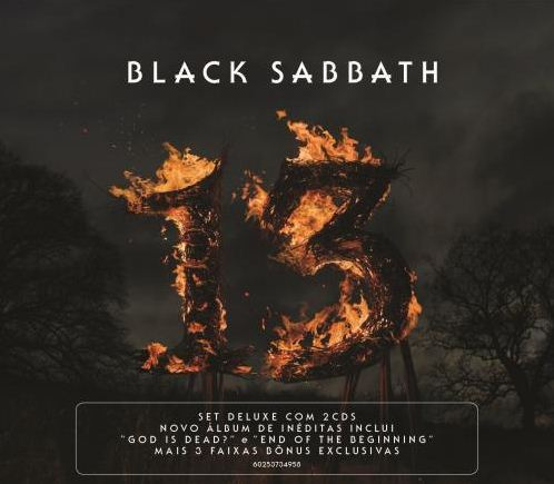 Black Sabbath 13 Deluxe 2CDs