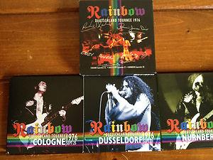 O Box Deustchland Tournee