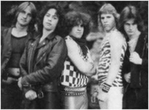 Exodus com Kirk Hammett