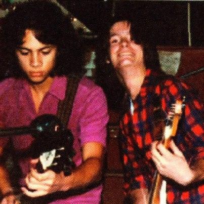 Kirk Hammett & Gary Holt