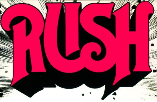 Rush 1974 - Header