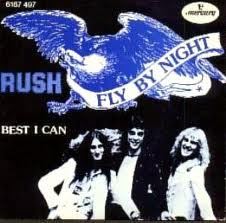 Capa do Single - Fly by Night / Best I Can