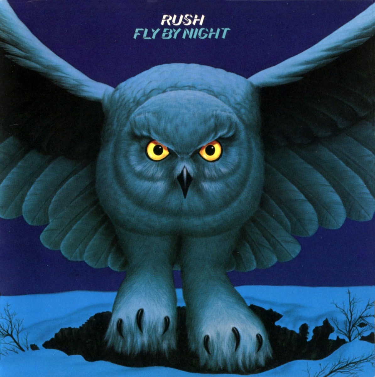 Discografia Rush - Parte 2 - álbum: Fly By Night - 1975