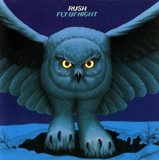 Fly by Night - Cover