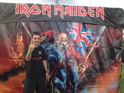 Maiden England Tour - Irvine, California, EUA - 09/agosto/2012