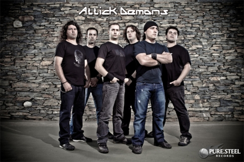 Attick Deamons promo session