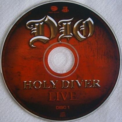 Holy Diver Live