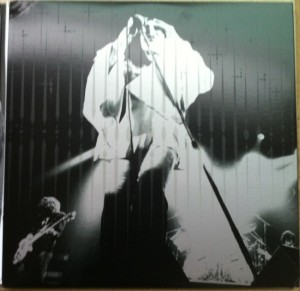 Hammersmith LP Encarte