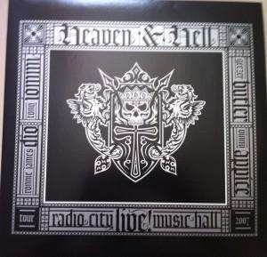 * A capa do Vinil - Radio City Music Hall