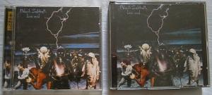 LIVE EVIL CD Capa