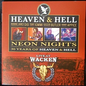Live At Wacken - Capa