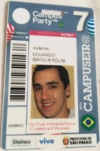 CampusParty2014_credencial