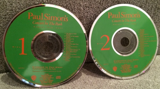 Paul Simon's Concert In The Park (1991)