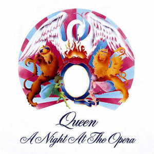 Queen – A Night at the Opera (150 pontos)