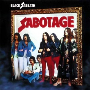 Black Sabbath – Sabotage (73 pontos)