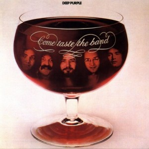Deep Purple – Come Taste the Band (39 pontos)