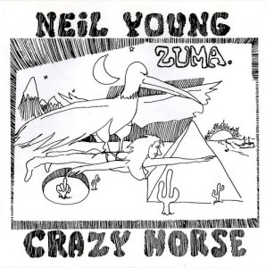 Neil Young with Crazy Horse – Zuma (37 pontos)