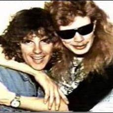 Ron Quintana e Dave Mustaine