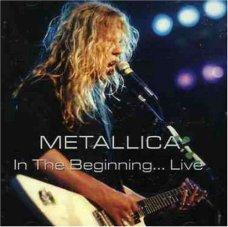 Capa alternativa do registro In The Beginning... Live