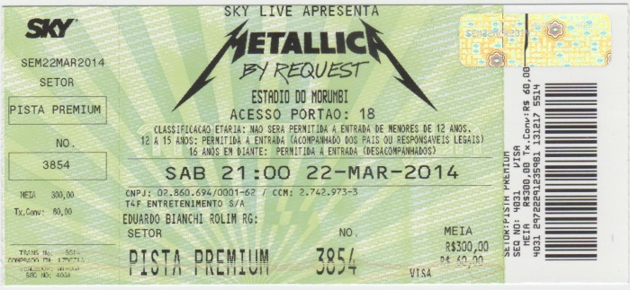 Ingresso_MetallicA_ByRequest_SP_22mar2014