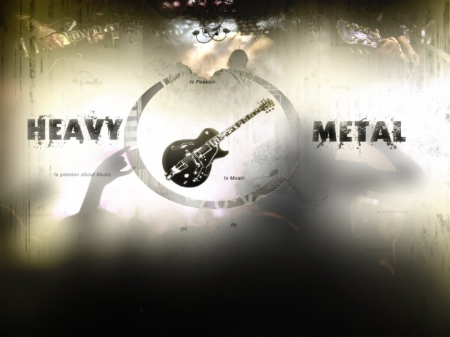 Heavy Metal imagem