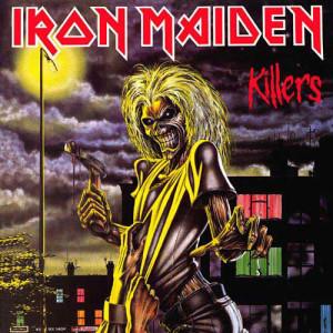 Iron Maiden – Killers (102 pontos)