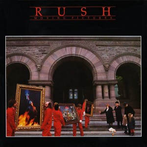 Rush - Moving Pictures (136 pontos)