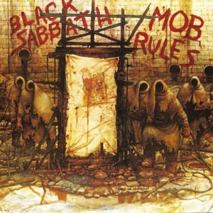 Black Sabbath – Mob Rules (104 pontos)