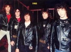 Anthrax (1982)