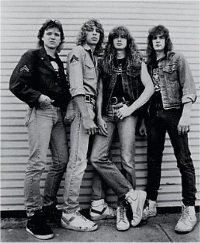 Megadeth (1983)