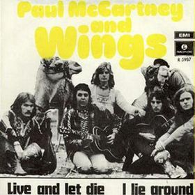 Paul McCartney - Live And Let Die_I Lie Around