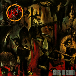 Slayer – Reign in Blood (81 pontos)