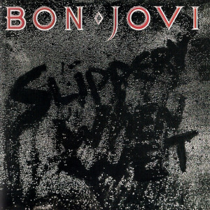 Bon Jovi – Slippery When Wet (49 pontos)