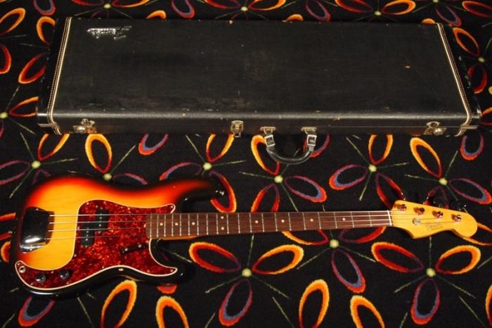 01 Fender Precision 69 Sunburst 01