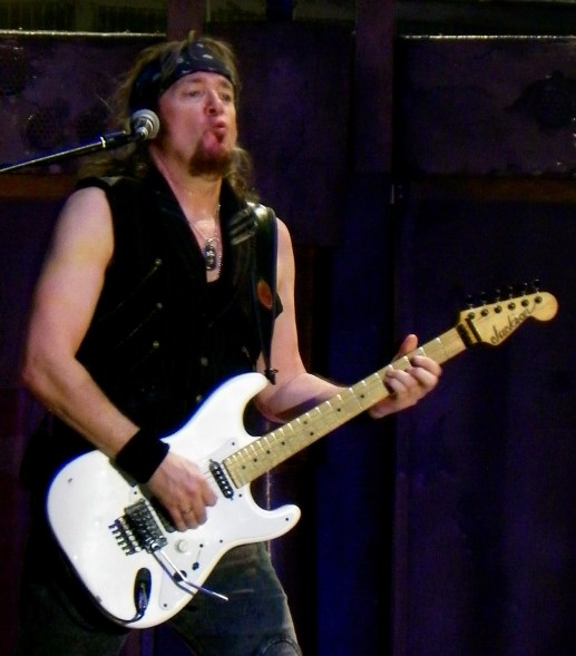 Adrian_Smith_Iron_Maiden_Newcastle