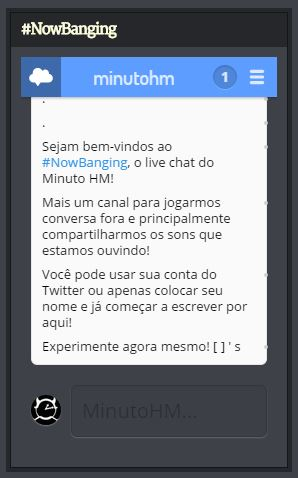 #NowBanging Live Chat Minuto HM