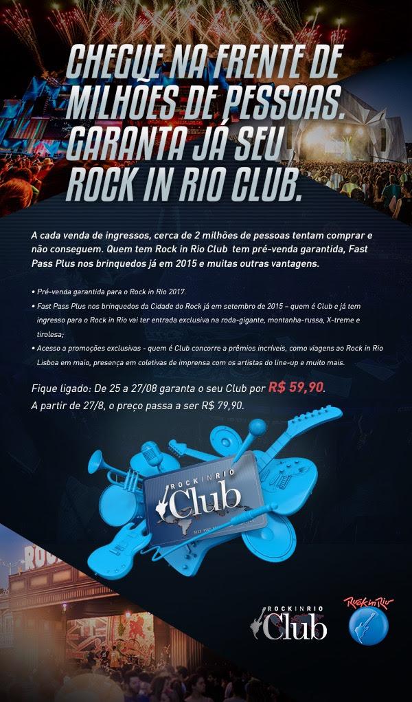 Rock in Rio Club 2017