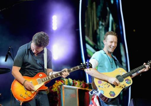 Michael J Fox - Coldplay